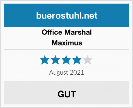 Office Marshal Maximus Test