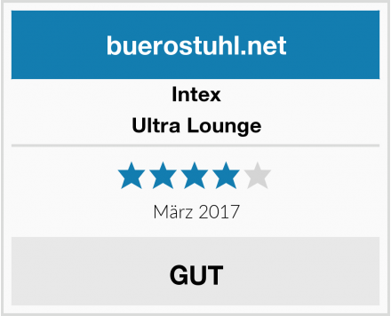 Intex Ultra Lounge Test