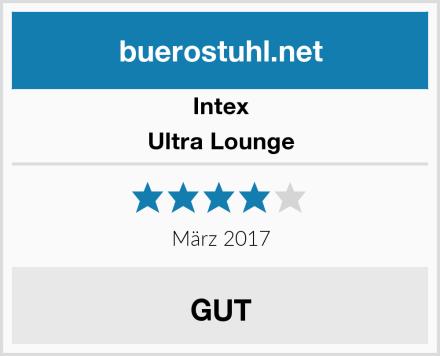 Intex Ultra Lounge Test