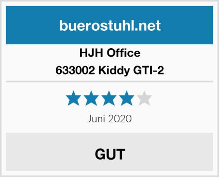 HJH Office 633002 Kiddy GTI-2 Test