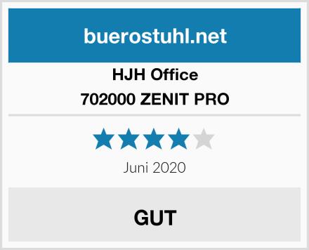 HJH Office 702000 ZENIT PRO Test