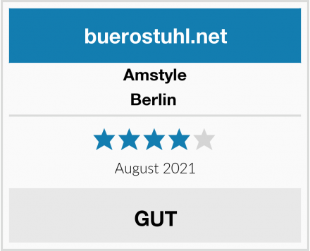 Amstyle Berlin  Test