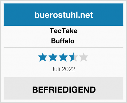 TecTake Buffalo  Test