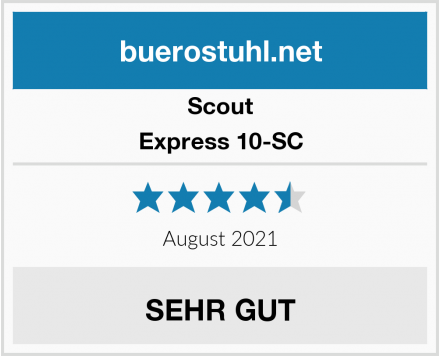 Scout Express 10-SC Test