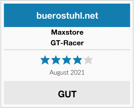 Maxstore GT-Racer Test