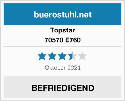 Topstar 70570 E760 Test