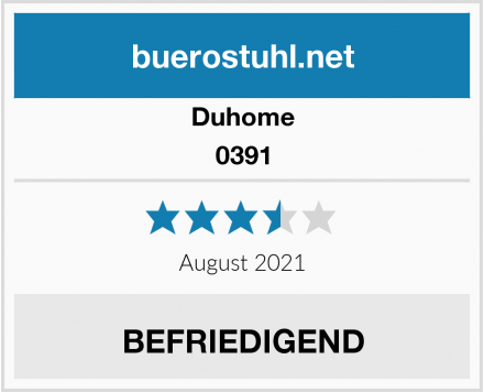 Duhome 0391 Test