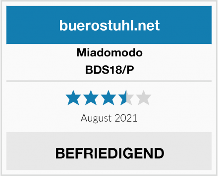 Miadomodo BDS18/P Test