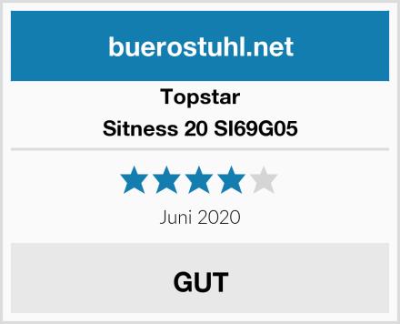Topstar Sitness 20 SI69G05 Test