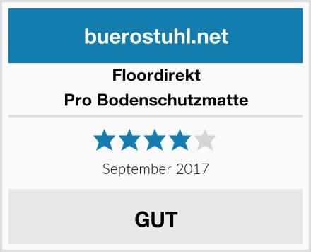 Floordirekt Pro Bodenschutzmatte Test