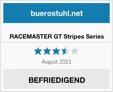 No-Name RACEMASTER GT Stripes Series Test