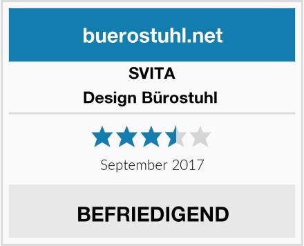 SVITA Design Bürostuhl  Test