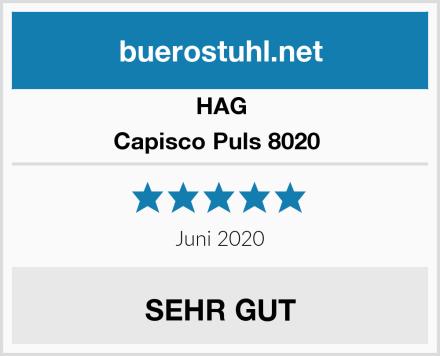 HAG Capisco Puls 8020  Test