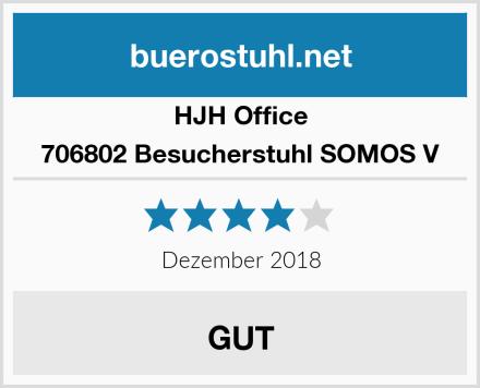 HJH Office 706802 Besucherstuhl SOMOS V Test