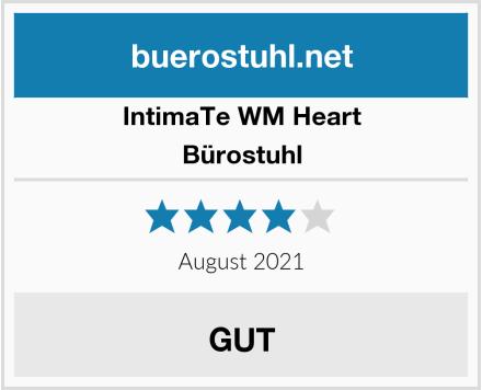 IntimaTe WM Heart Bürostuhl Test
