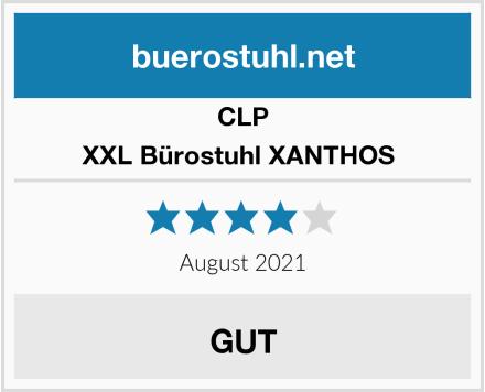 CLP XXL Bürostuhl XANTHOS  Test