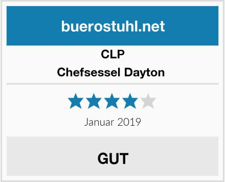 CLP Chefsessel Dayton  Test