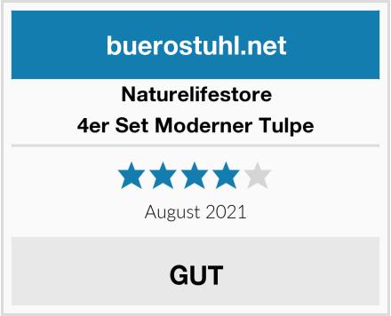 Naturelifestore 4er Set Moderner Tulpe Test
