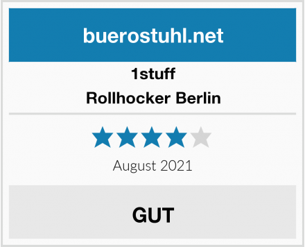 1stuff Rollhocker Berlin Test