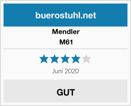 Mendler M61 Test