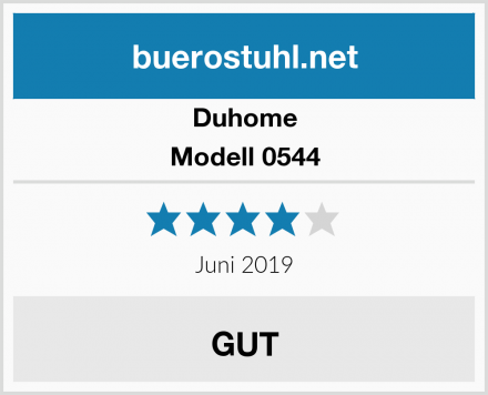 Duhome Modell 0544 Test