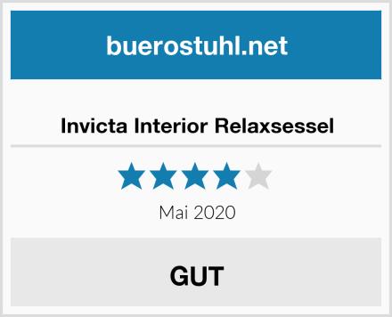 Invicta Interior Relaxsessel Test
