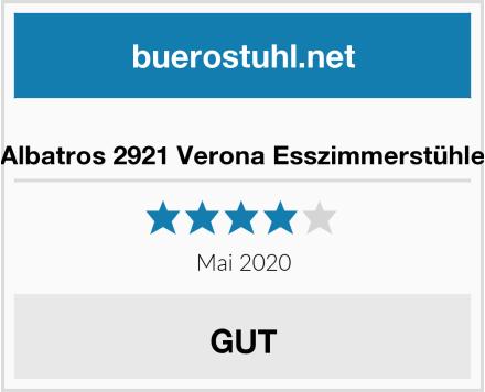 No-Name Albatros 2921 Verona Esszimmerstühle Test
