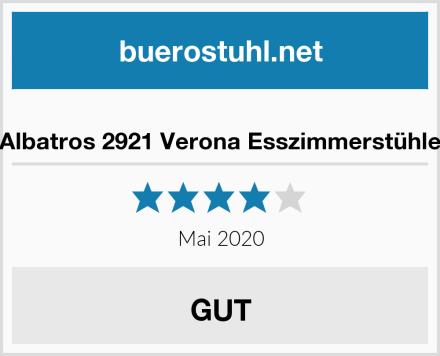 Albatros 2921 Verona Esszimmerstühle Test