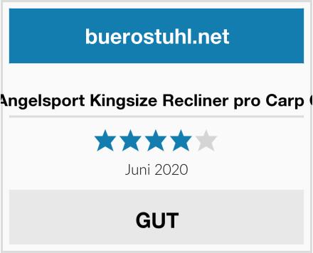 No-Name MK-Angelsport Kingsize Recliner pro Carp Chair Test
