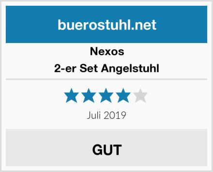 Nexos 2-er Set Angelstuhl Test