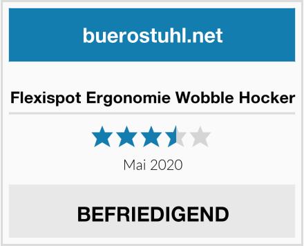 Flexispot Ergonomie Wobble Hocker Test
