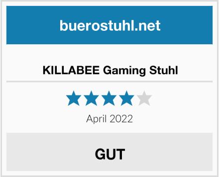 KILLABEE Gaming Stuhl Test