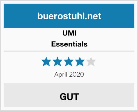 UMI Essentials Test
