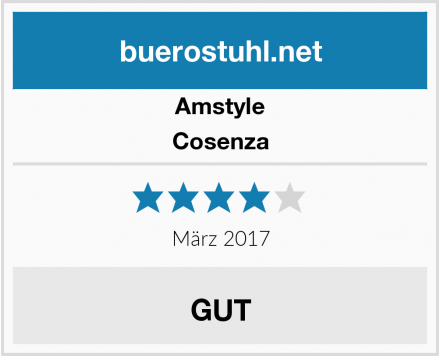 Amstyle Cosenza Test