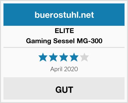 ELITE Gaming Sessel MG-300 Test