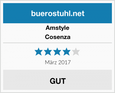 Amstyle Cosenza Test