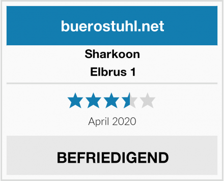 Sharkoon Elbrus 1 Test
