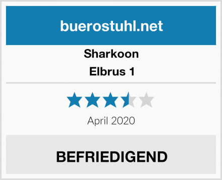 Sharkoon Elbrus 1 Test
