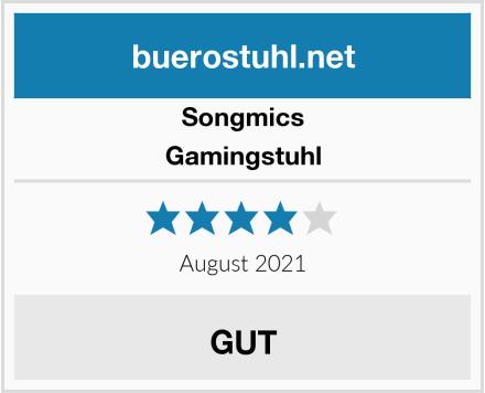Songmics Gamingstuhl Test