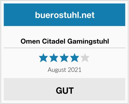Omen Citadel Gamingstuhl Test