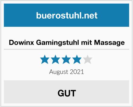 Dowinx Gamingstuhl mit Massage Test