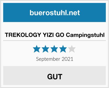 TREKOLOGY YIZI GO Campingstuhl Test
