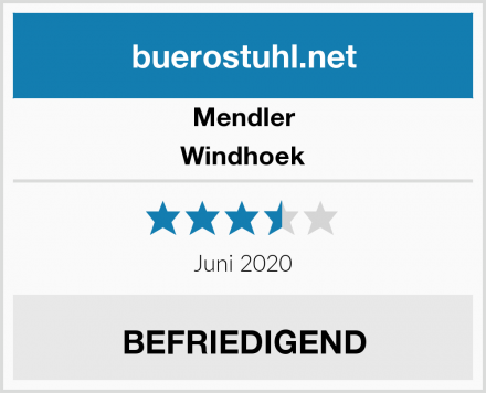 Mendler Windhoek Test