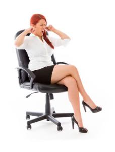 Bürostuhl quietscht – was tun?