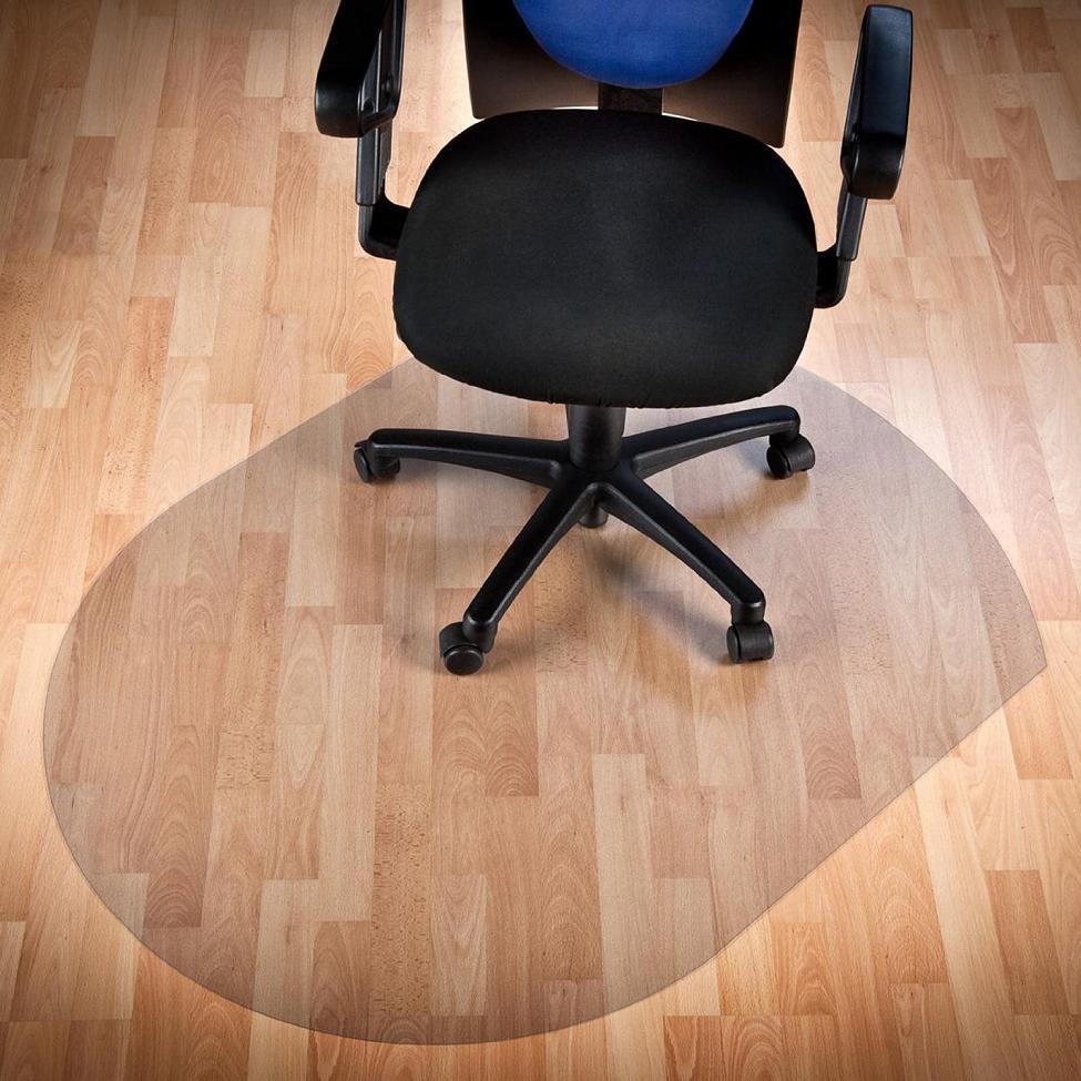 Floordirekt Bodenschutzmatte oval