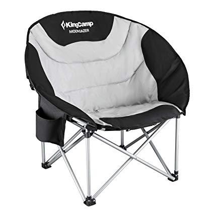No-Name KingCamp Moon Chair Campingstuhl