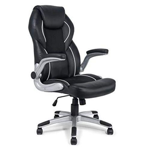 My Sit Kunstleder schwarz
