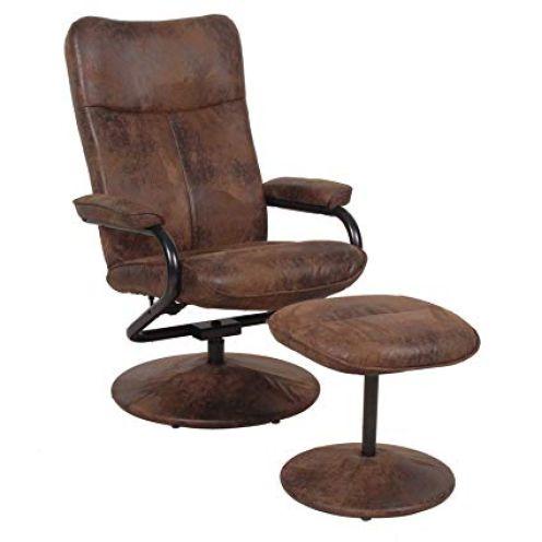 CARO-Möbel Relaxsessel Fernsehsessel Dakota