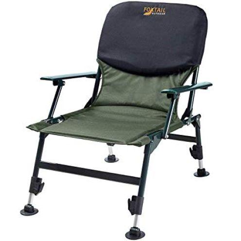 Foxtail Outdoor Leichter Camping Fischer-Stuhl